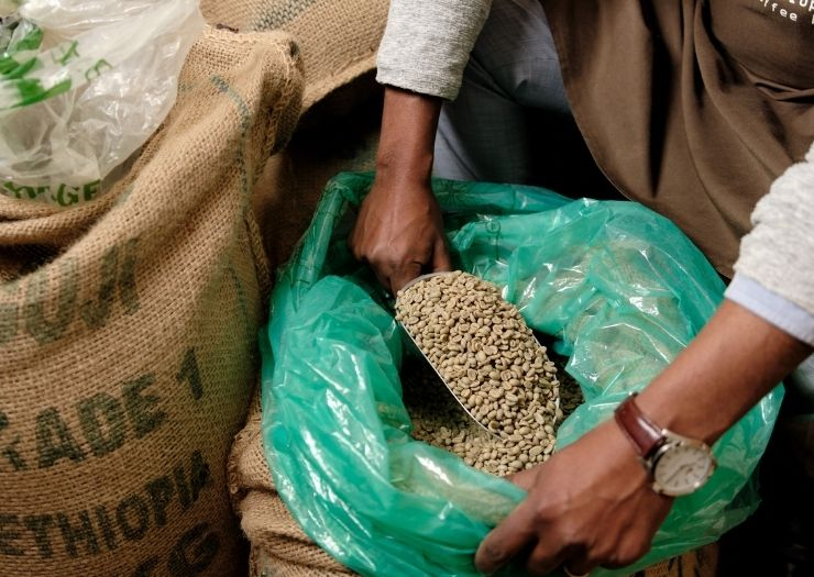 Ethiopia coffee - countries with best coffee