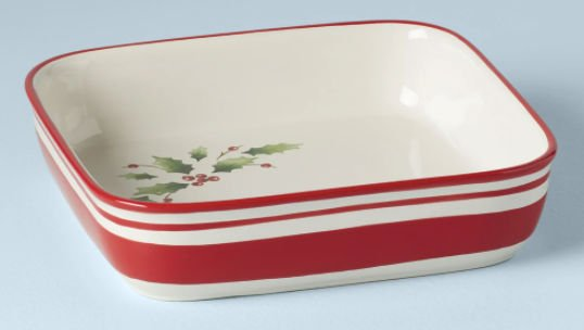Lenox Holiday dish