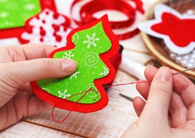 Sew Christmas Tree