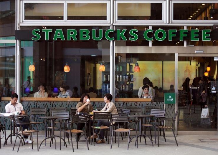 Starbucks Restaurant