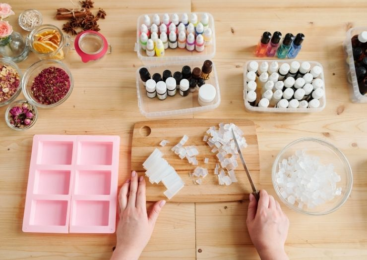 colorants for soap