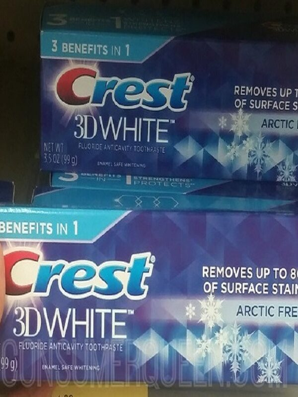 Crest Oral Care as Low as 17¢ at Walgreens After Rewards!