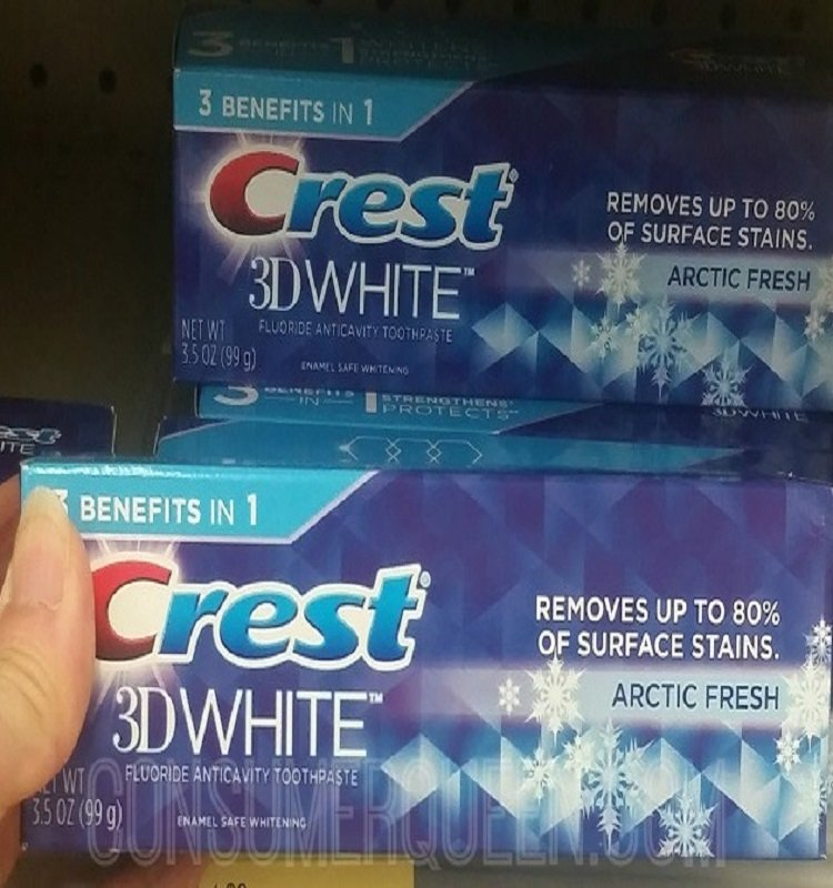 crest oral products