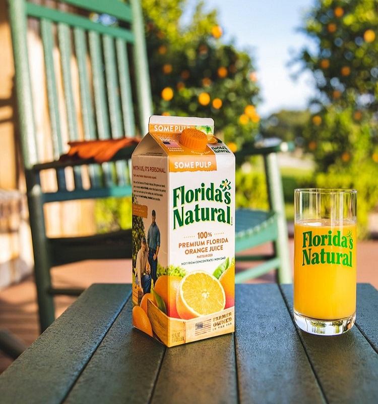 Florida's Natural Orange Juice $1.39 at Target (Reg. $3.19) + Walmart Deal