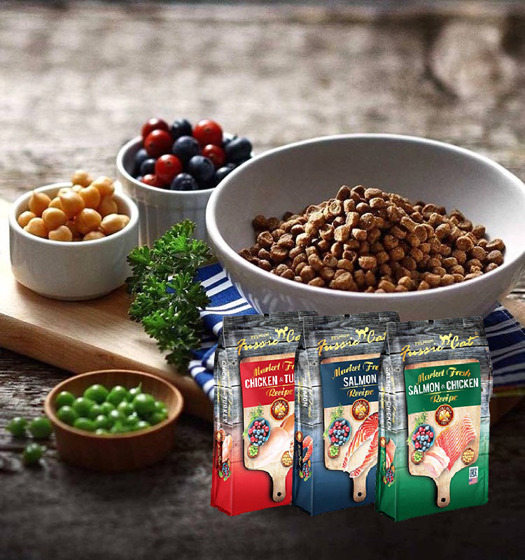 Fussie Cat Premium Cat Food – Request Your TWO Free Samples Now!
