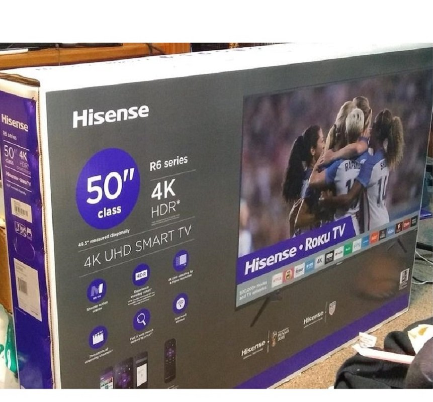 50 Inch Roku Smart TV $179.99 Shipped – Reg. $299.99! *EXPIRED*