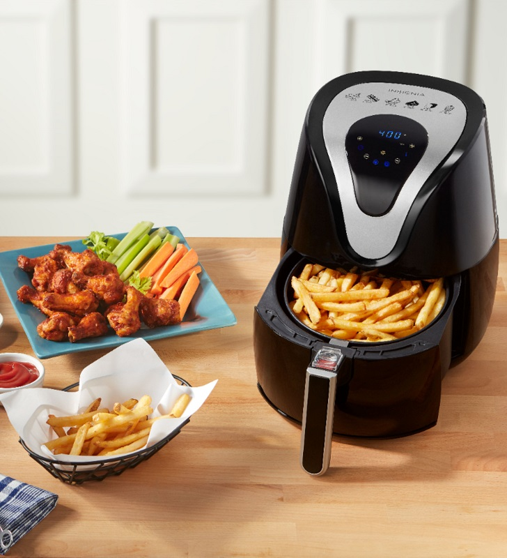 Digital Air Fryer by Insignia $39.99 Shipped (Reg. $100) *EXPIRED*