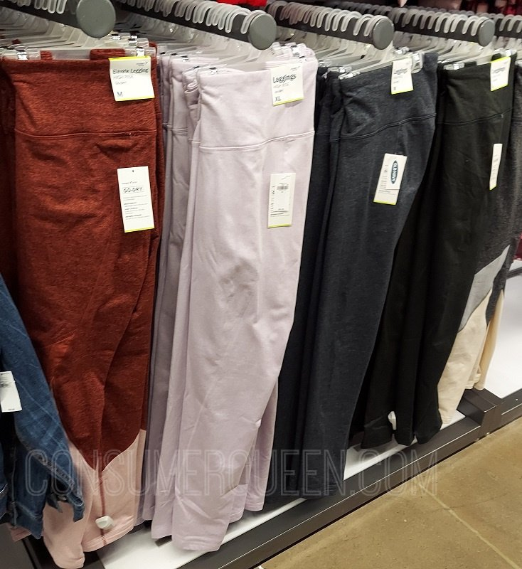 Old Navy Elevate Leggings $10 – $12 (Reg. up to $37) – Today Only! *EXPIRED*