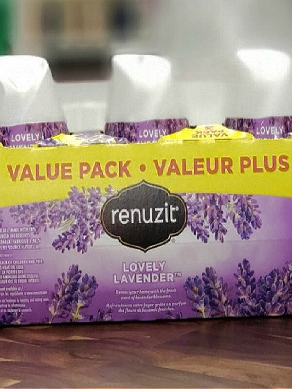 Renuzit Adjustable 3 Pack 74¢ at Walmart (Starts 12/13)
