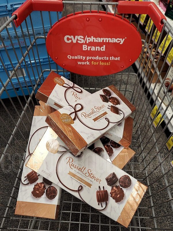 Russell Stover Candy as Low as $3.32 at CVS After Rewards – Reg. $9.99!