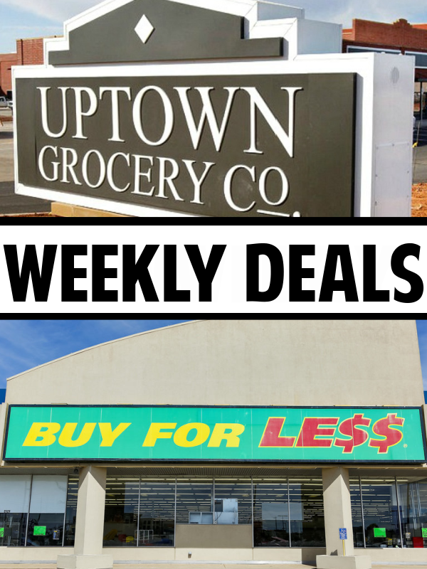 Three Good Deals at Buy For Less & Uptown Grocery This Week!