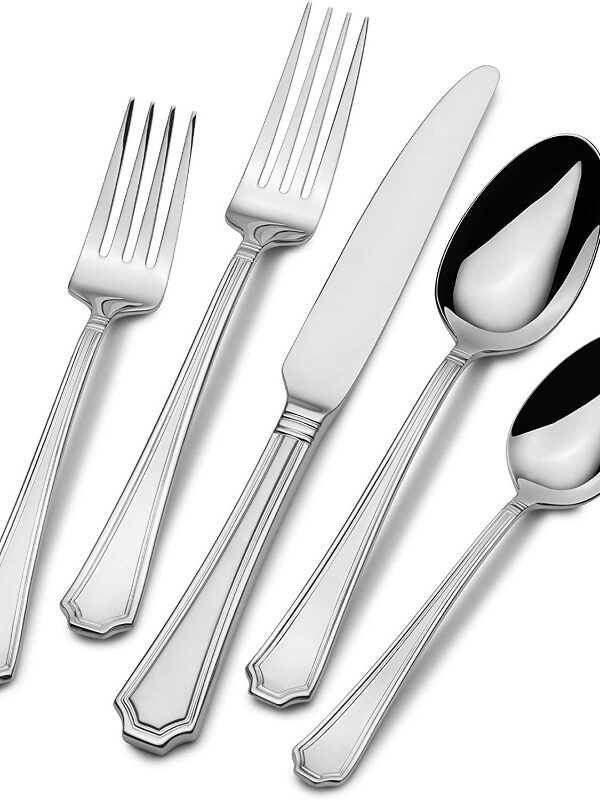 67 Piece Stainless Steel Flatware Sets  $44.99 Shipped!