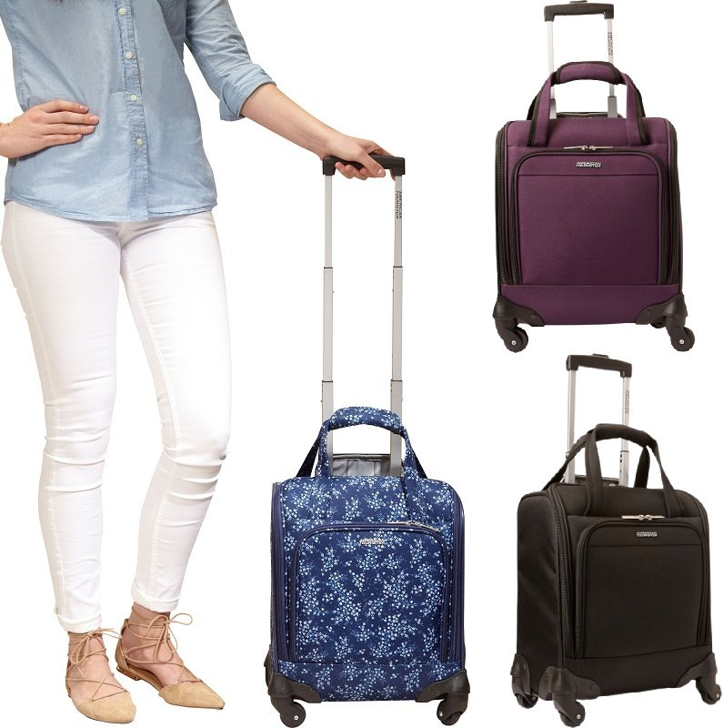 American Tourister Spinner Carry-on $29.99 Shipped – Limited Time!