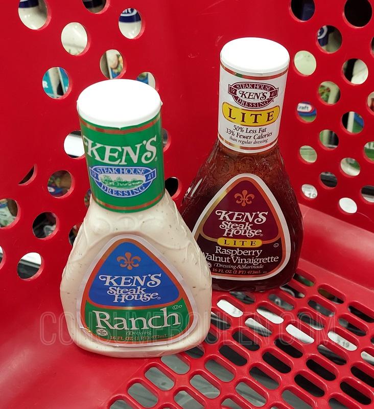 Ken's Salad Dressing as Low as 22¢ at Target
