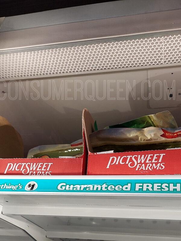 PictSweet Frozen Veggies 25¢ at Dollar Tree!