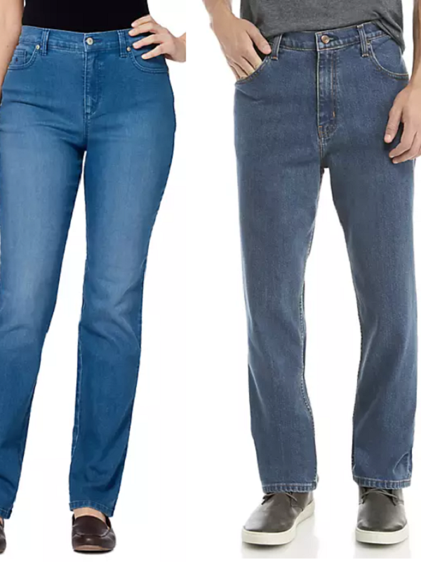 Buy 1 Get 2 Free Jeans & Pants for the Family – Today Only!