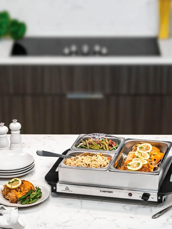 Chefman Electric Buffet Server $29.99 (Reg. $69.99) – Today Only *EXPIRED*