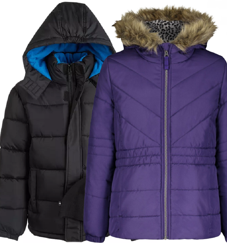 Kid's Puffer Jackets 2 for $35 Shipped – Limited Time! *EXPIRED*