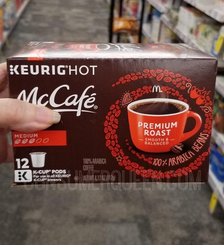 McCafe K Cups