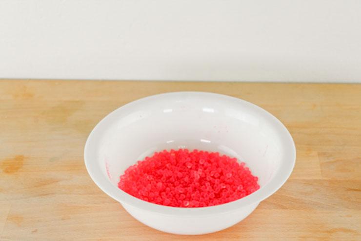 mica powder bowl