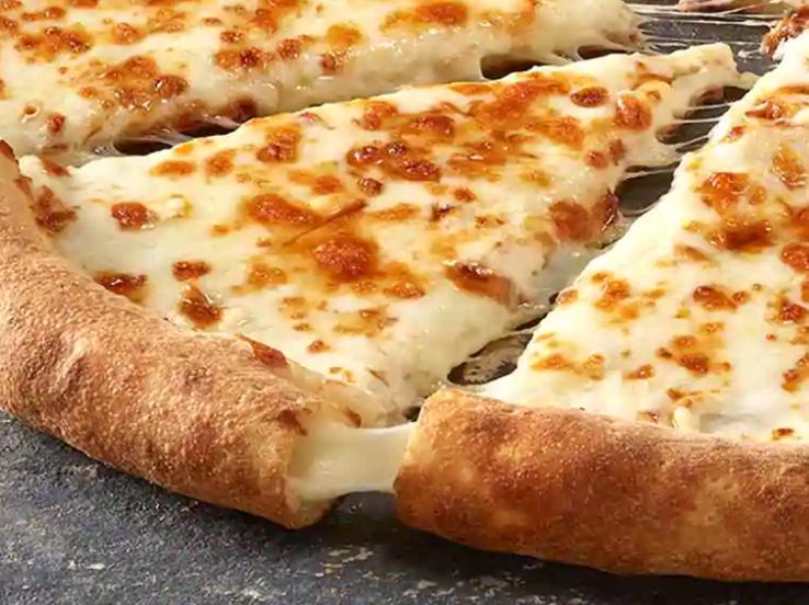 Papa Johns Epic Stuffed Crust Pizza