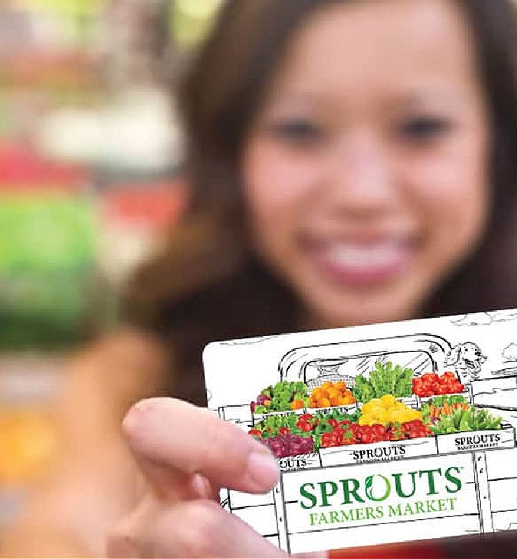 Sprouts $100 Gift Card