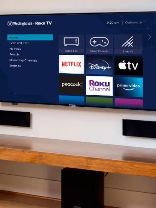 42 Inch Roku Smart TV Only $169.99 Shipped