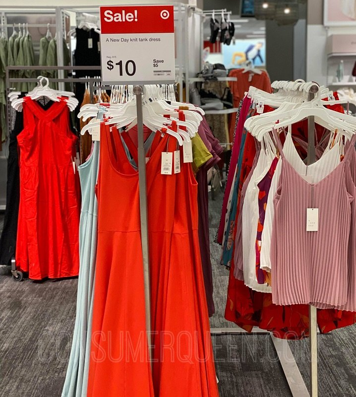 womens dresses on sale at Target