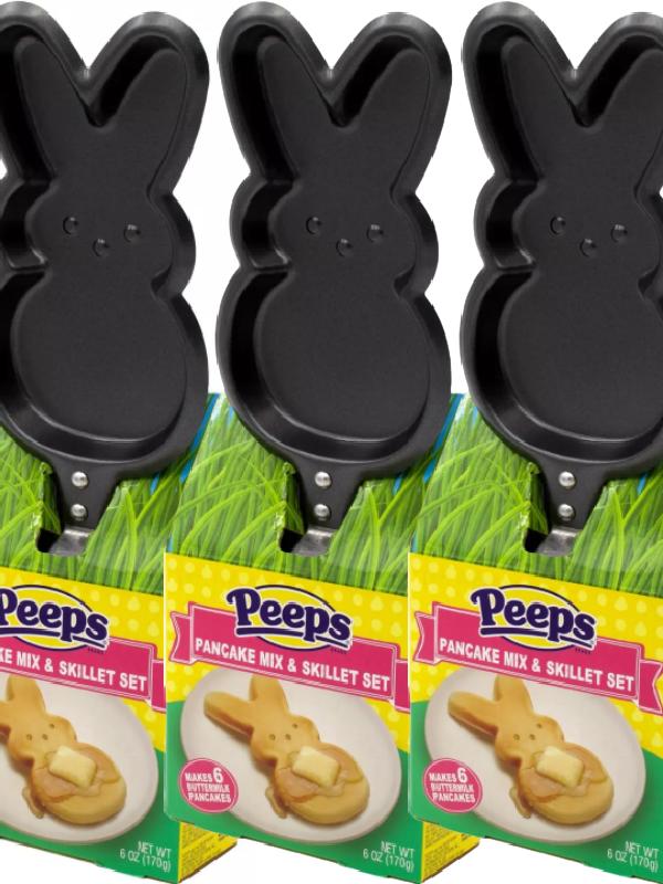 Peeps Pancake Mix & Skillet Set $6.99