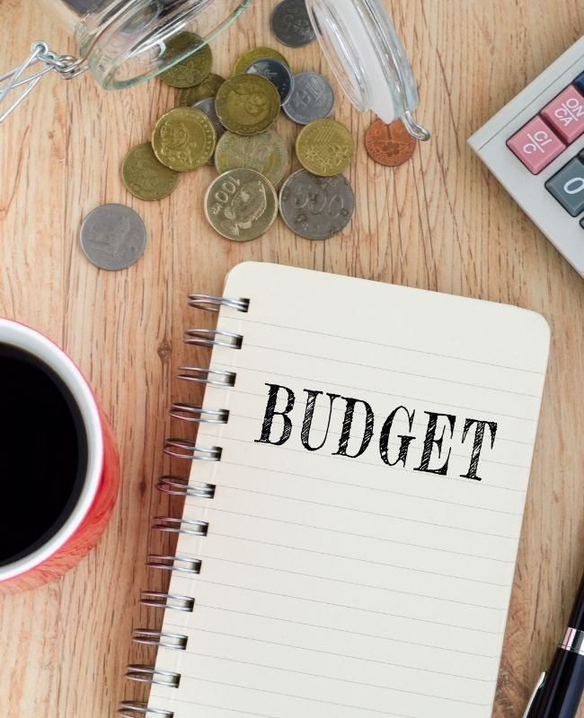 5 Tips To Help You To Budget And Save