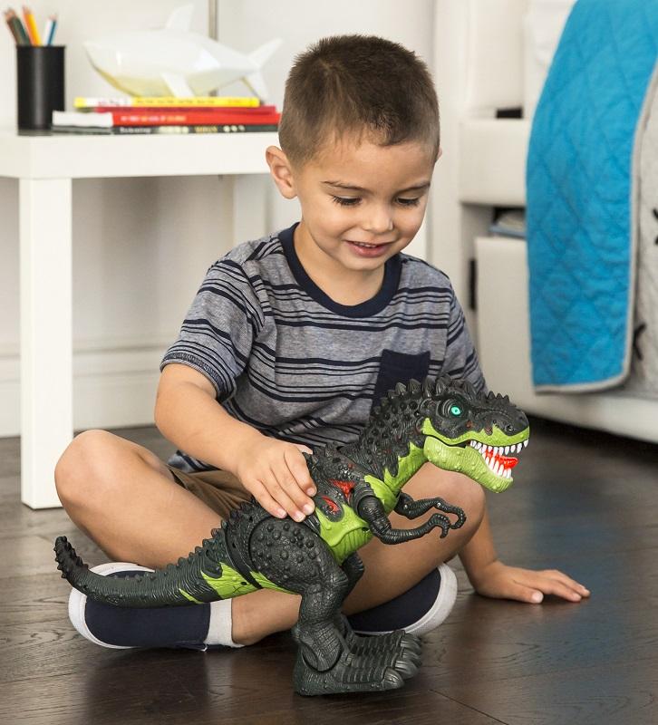 Walking T-Rex Dinosaur