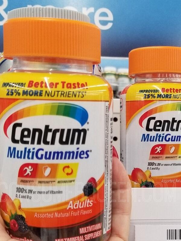 Centrum Multivitamins as Low as $2.24 (Reg. $10.99)