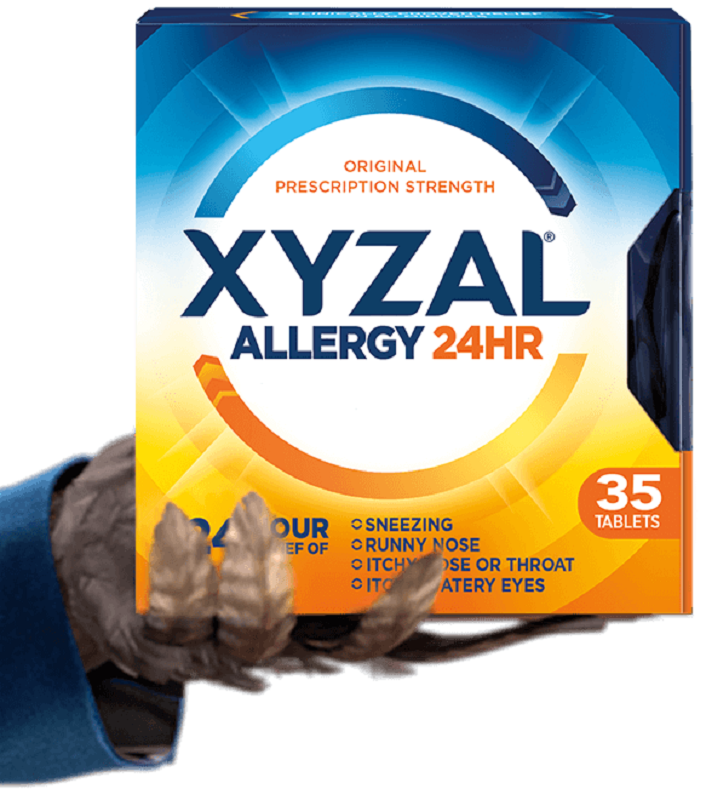 Free Sample of Xyzal