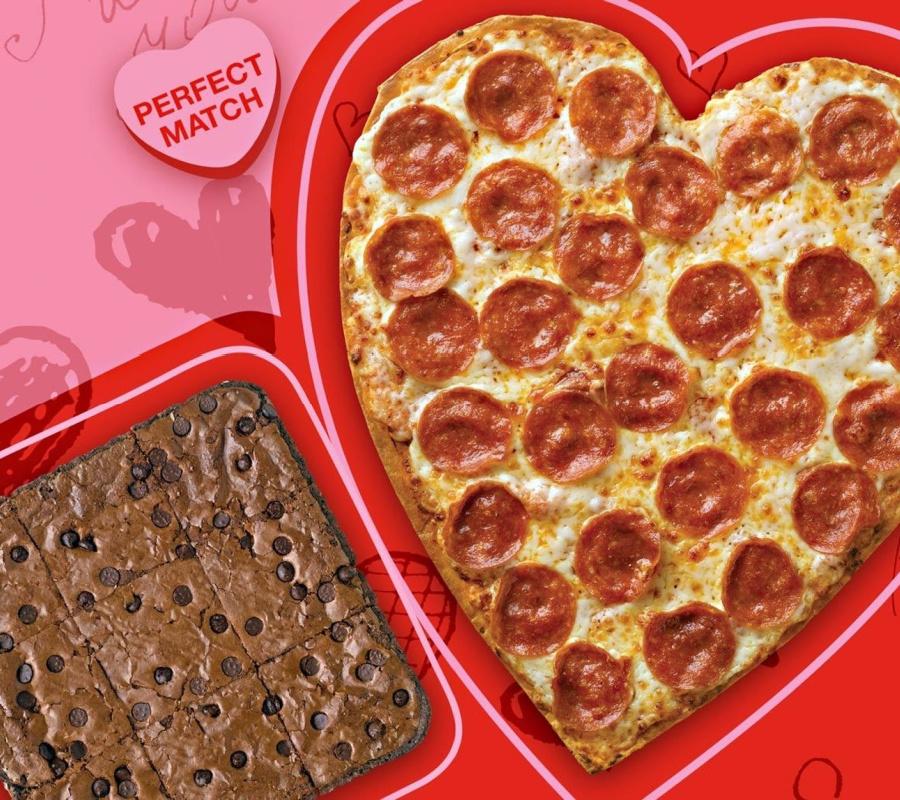 Papa John's Valentine Dinner Deal Only $16