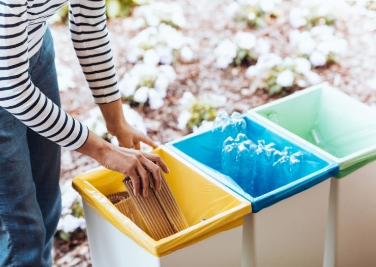 recycle -sustainable living
