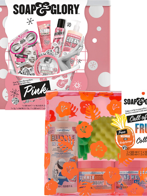 Soap & Glory Gift Sets
