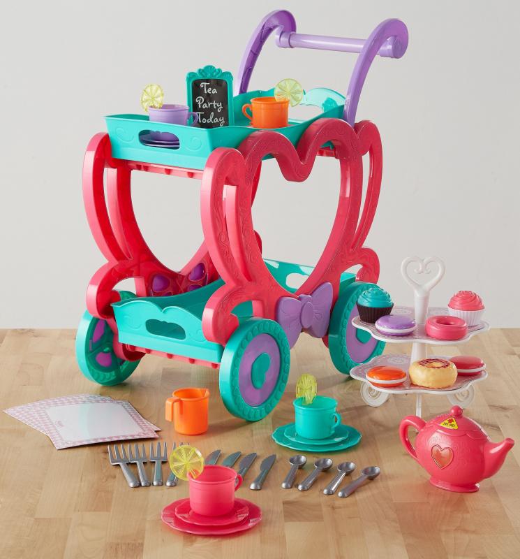 Tea Cart Play Set