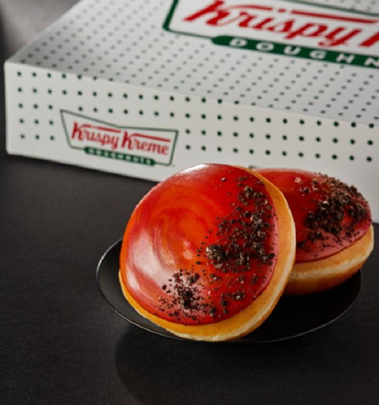 The Mars Doughnut