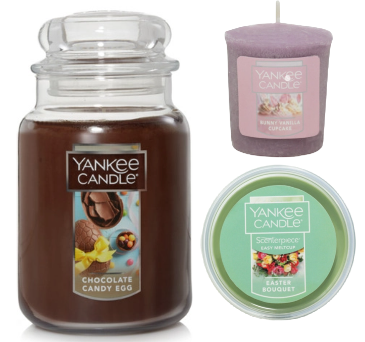 Easter Candles 30% Off at Yankee Candle