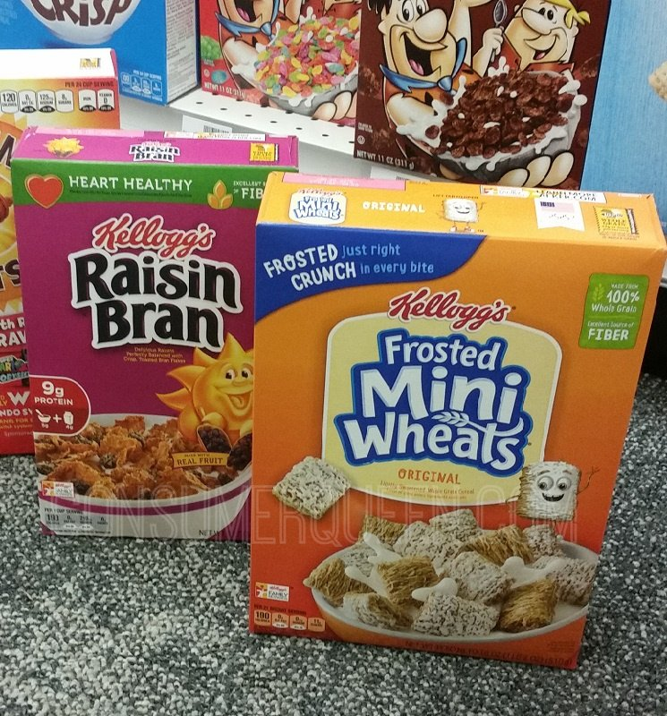 Kellogg's Cereal Giveaway – First 1,000 per Day Win!