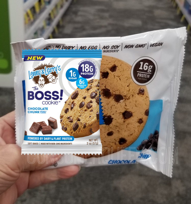 Free Lenny & Larry's Cookie at Walgreens & Kroger