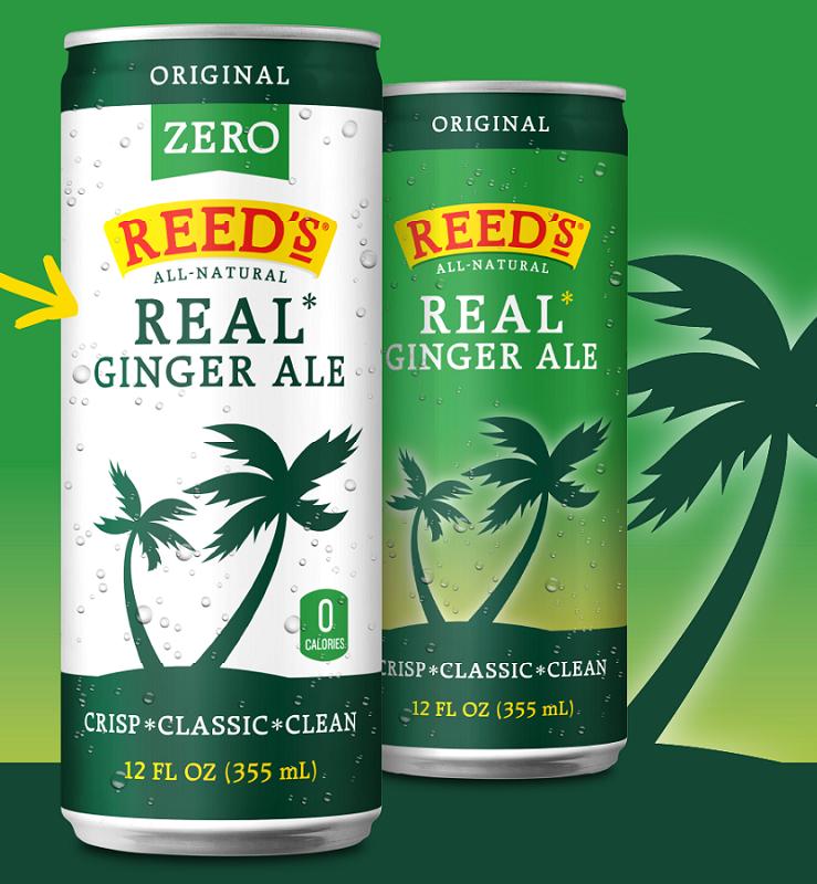 Reeds Ginger Ale