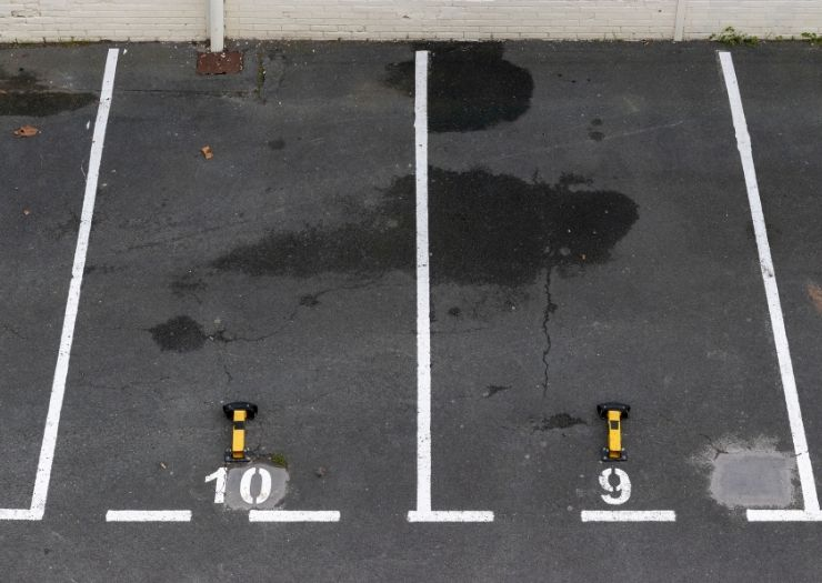 rent parking space