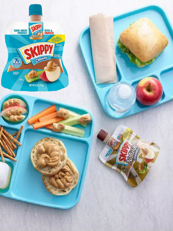 Skippy Peanut Butter Pouches Free at Target