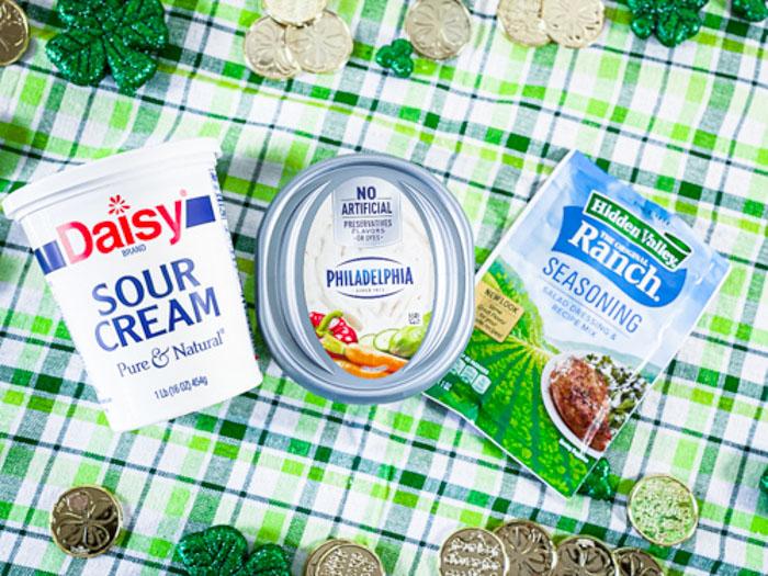 veggie dip ingredients