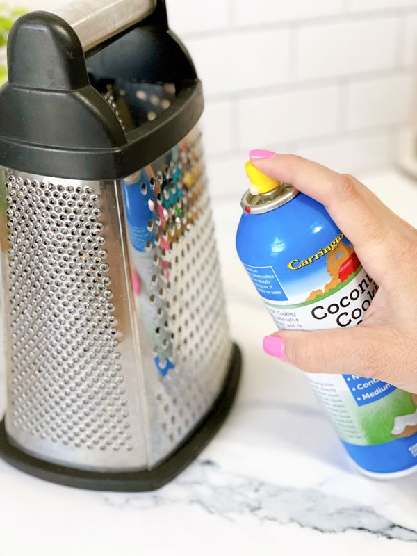 Kitchen Tip: Easy Cheese Grater Hack!