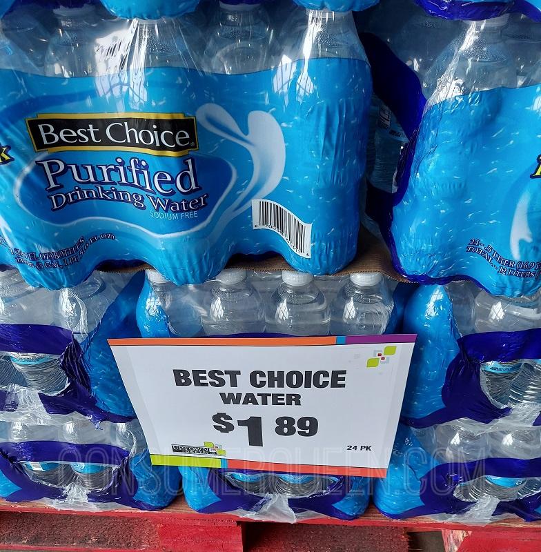 Best Choice Drinking Water