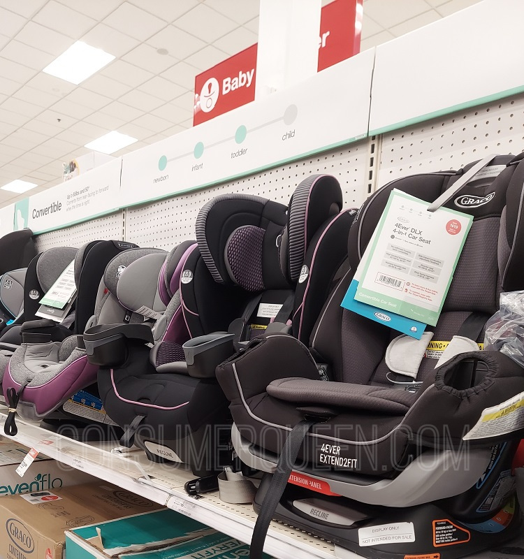 Car Seat Trade-In Event at Target