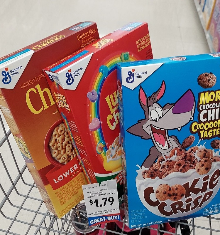 FREE Milk + Cereal Deal at Homeland