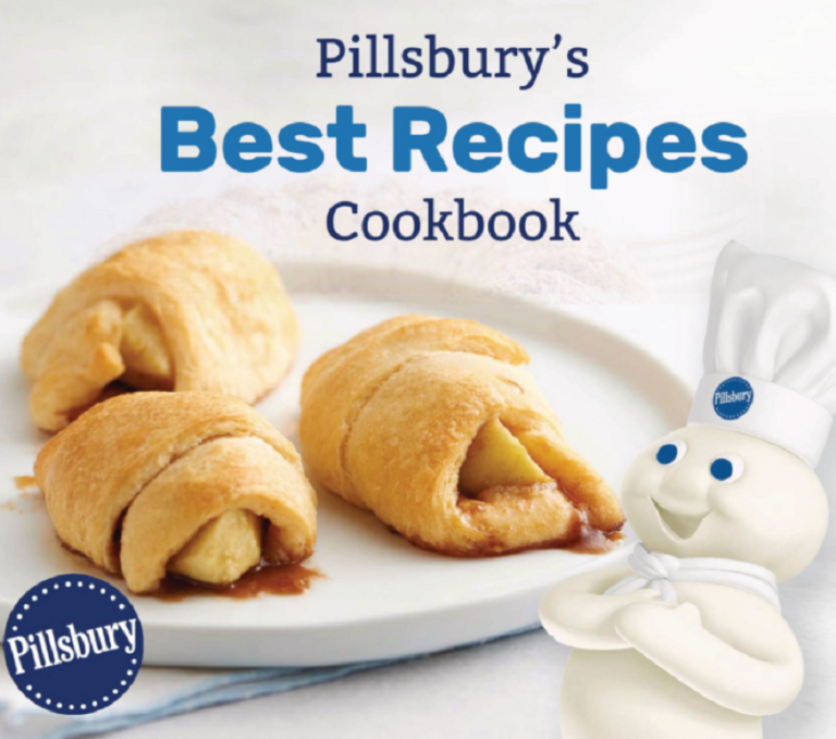Pillsbury's Best Recipes Cookbook – Free Download